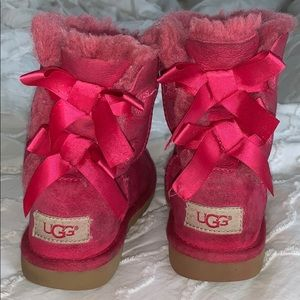 Girls size 12 uggs